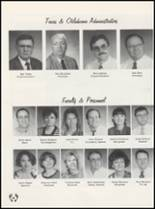 1994 Texhoma High School Yearbook Page 88 & 89