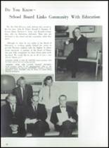 1964 Riverton High School Yearbook Page 14 & 15