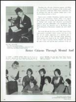 1964 Riverton High School Yearbook Page 68 & 69