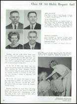 1964 Riverton High School Yearbook Page 76 & 77