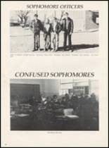 1976 Indianola High School Yearbook Page 22 & 23