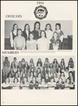 1976 Indianola High School Yearbook Page 42 & 43