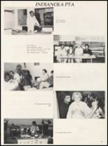 1976 Indianola High School Yearbook Page 44 & 45