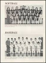 1976 Indianola High School Yearbook Page 50 & 51