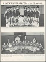 1976 Indianola High School Yearbook Page 58 & 59