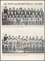 1976 Indianola High School Yearbook Page 66 & 67