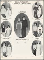 1976 Indianola High School Yearbook Page 68 & 69