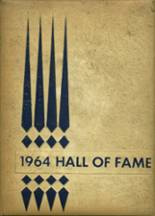 1964 Yearbook Hall High School