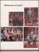 1983 Burleson High School Yearbook Page 10 & 11