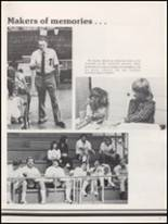 1983 Burleson High School Yearbook Page 12 & 13