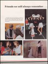 1983 Burleson High School Yearbook Page 14 & 15
