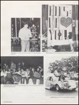 1983 Burleson High School Yearbook Page 20 & 21