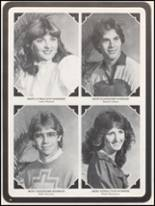 1983 Burleson High School Yearbook Page 32 & 33