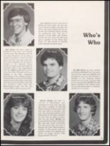 1983 Burleson High School Yearbook Page 34 & 35