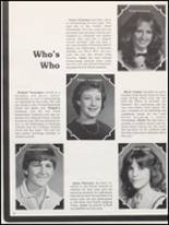1983 Burleson High School Yearbook Page 36 & 37