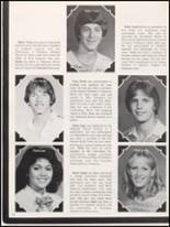 1983 Burleson High School Yearbook Page 38 & 39