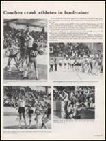 1983 Burleson High School Yearbook Page 40 & 41