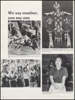 1983 Burleson High School Yearbook Page 52 & 53