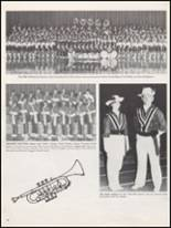 1983 Burleson High School Yearbook Page 54 & 55