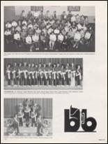 1983 Burleson High School Yearbook Page 56 & 57