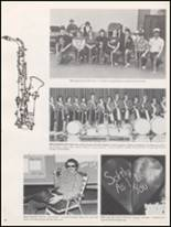 1983 Burleson High School Yearbook Page 58 & 59