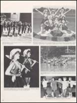 1983 Burleson High School Yearbook Page 62 & 63