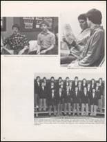 1983 Burleson High School Yearbook Page 66 & 67