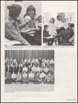 1983 Burleson High School Yearbook Page 70 & 71
