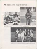1983 Burleson High School Yearbook Page 74 & 75