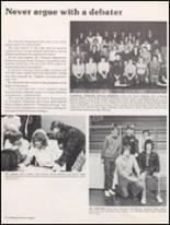 1983 Burleson High School Yearbook Page 76 & 77