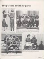 1983 Burleson High School Yearbook Page 78 & 79