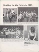 1983 Burleson High School Yearbook Page 80 & 81