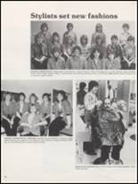1983 Burleson High School Yearbook Page 86 & 87