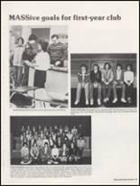 1983 Burleson High School Yearbook Page 92 & 93