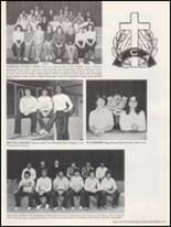 1983 Burleson High School Yearbook Page 94 & 95