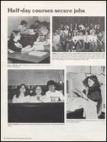 1983 Burleson High School Yearbook Page 96 & 97