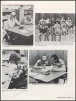 1983 Burleson High School Yearbook Page 98 & 99