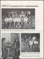 1983 Burleson High School Yearbook Page 102 & 103