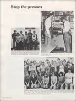 1983 Burleson High School Yearbook Page 104 & 105