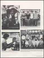 1983 Burleson High School Yearbook Page 106 & 107