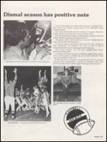1983 Burleson High School Yearbook Page 110 & 111