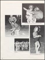 1983 Burleson High School Yearbook Page 112 & 113