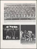 1983 Burleson High School Yearbook Page 114 & 115