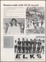 1983 Burleson High School Yearbook Page 118 & 119