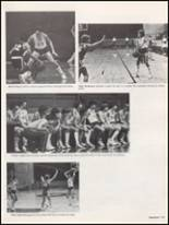 1983 Burleson High School Yearbook Page 122 & 123