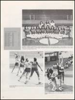1983 Burleson High School Yearbook Page 126 & 127