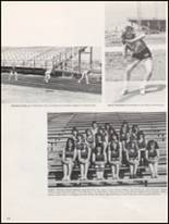 1983 Burleson High School Yearbook Page 134 & 135