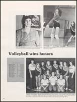 1983 Burleson High School Yearbook Page 136 & 137