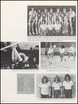 1983 Burleson High School Yearbook Page 138 & 139