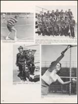1983 Burleson High School Yearbook Page 142 & 143